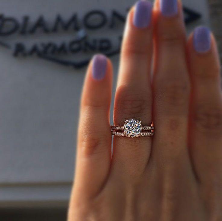 Tacori Engagement Rings Rose Gold 18k 0.25ctw Setting