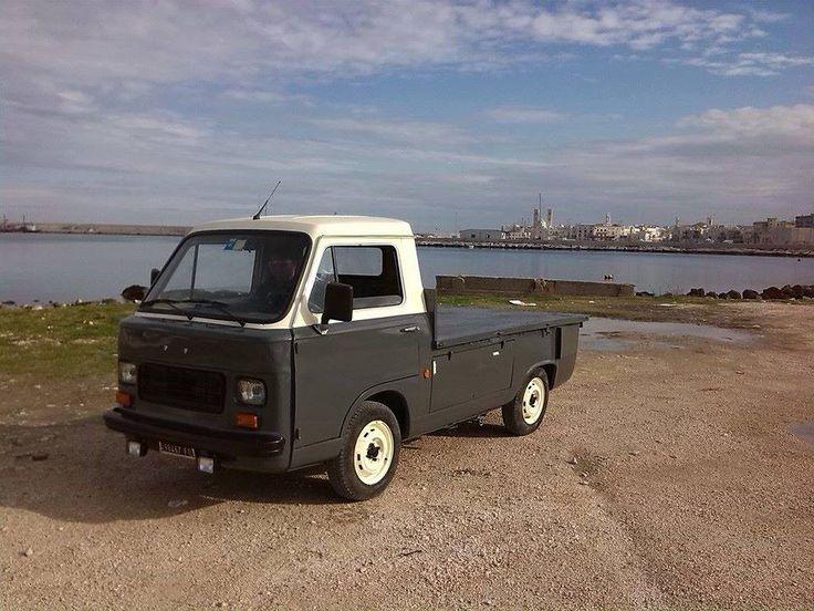 Pulmino 900 pick up Fiat