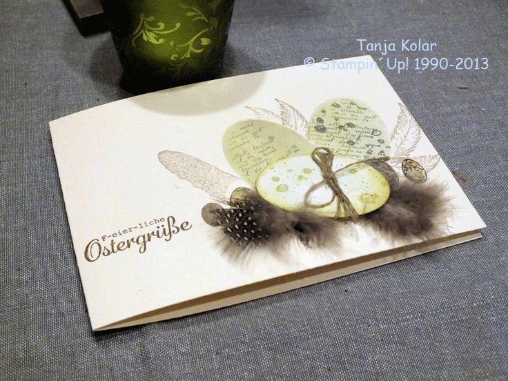 363 besten osterkarten bilder auf pinterest fr hling osterkarte und selbstgemachte karten. Black Bedroom Furniture Sets. Home Design Ideas