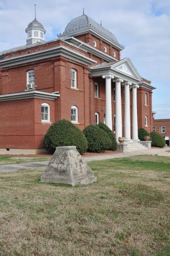 Franklin county nc courthouse wedding
