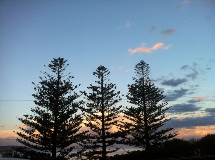 Cool breeze at Lorne, Vic, Aus