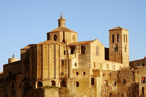 Irsina, Italy, cattedrale