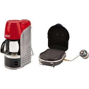 Coleman Portable Propane Coffee Maker With Bonus Fold N Go