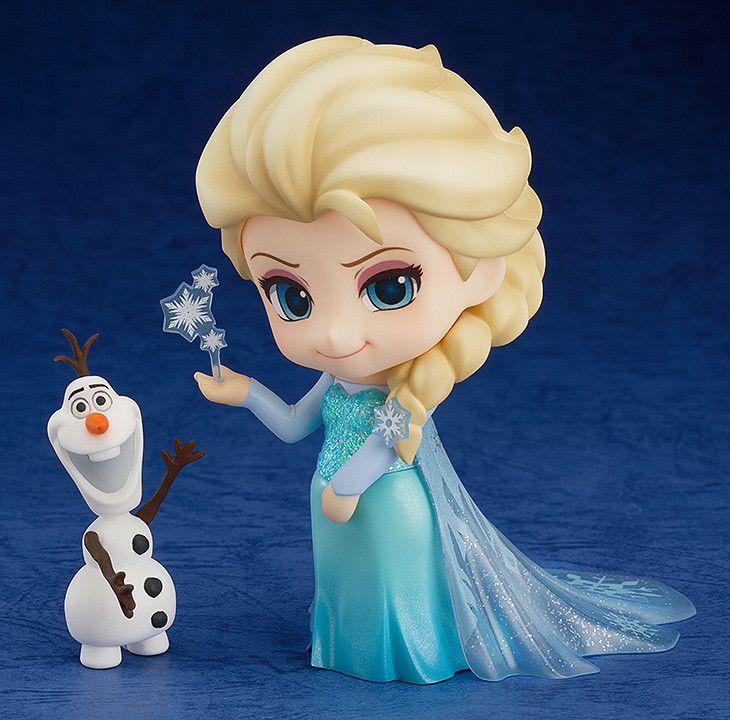 "Official Elsa from Frozen ""nendoroid"" to hit shelves in 2015"