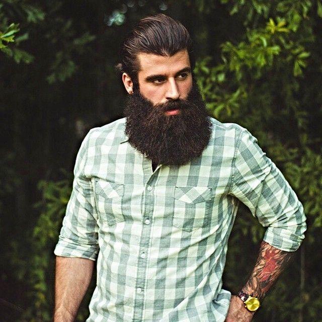 gregory vizina full thick bushy puffy black beard mustache beards bearded man men mens 39 style. Black Bedroom Furniture Sets. Home Design Ideas