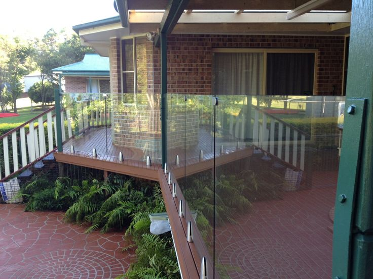 Want to keep your views then use a glass balustrade.
