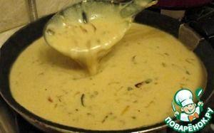 Луково-сметанный соус