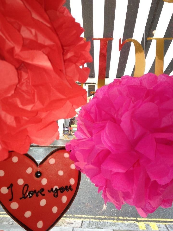 57 best Valentine Display images on Pinterest   Shop windows ...