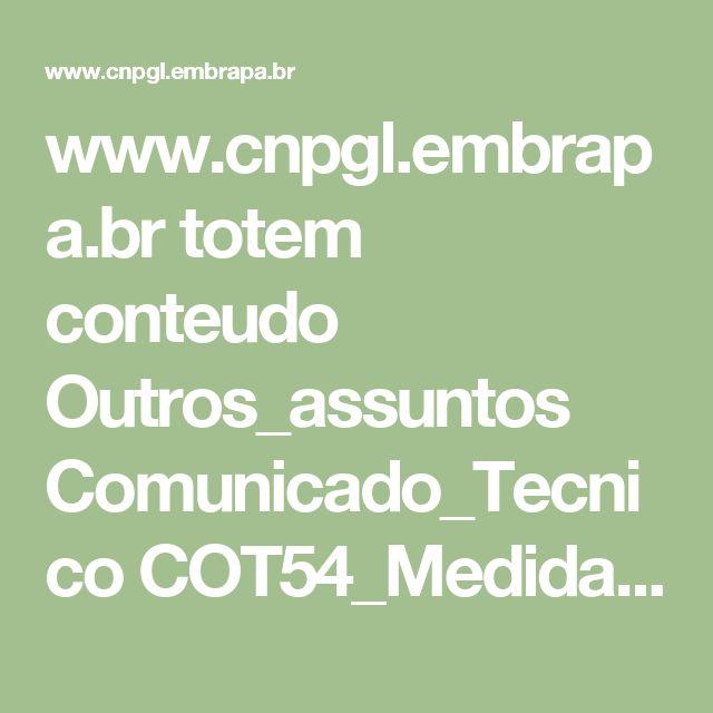 www.cnpgl.embrapa.br totem conteudo Outros_assuntos Comunicado_Tecnico COT54_Medidas_de_eficiencia_da_ativ_leiteira_indices_zootecnicos.pdf