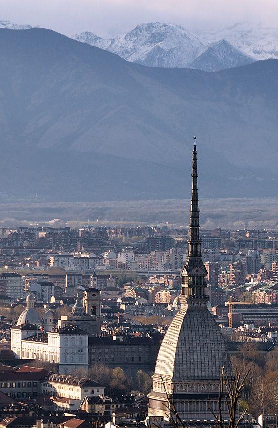 Torino Daily Photo: La Mole Antonelliana, Torino, Italy