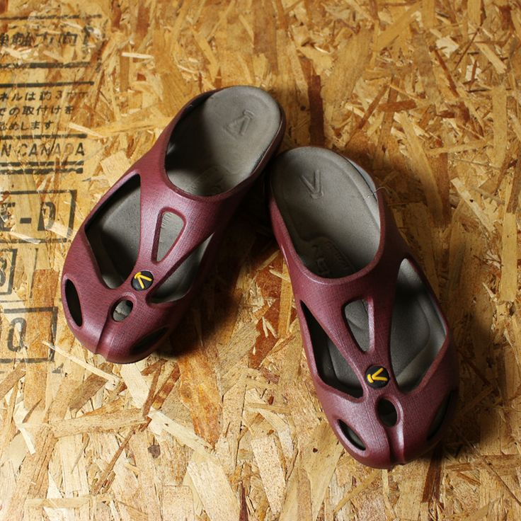 KEEN・キーン/古着/エンジレッド/スポーツサンダル・スリッポン/25.5cm/レディース