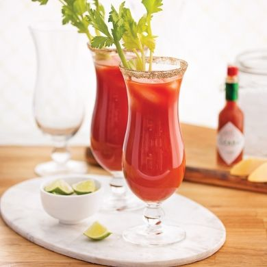 Bloody Caesar classique - Recettes - Cuisine et nutrition - Pratico Pratique
