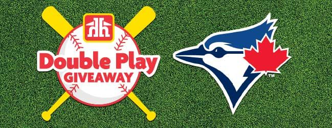 Home Hardware Double Play Giveway * You could win a Blue Jays VIP Weekend and a Backyard Makeover from Home Hardware