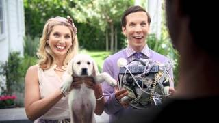Puppy!! *insert creepy smile....(vonage commercial): Hd Vonage, Creepy Smile Vonage, Puppy Bundle, Awesome Ads, Vonage S Puppy, Puppys, Neighbors Commericial, New Neighbors