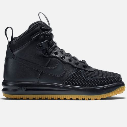 NEW Nike Lunar Air Force 1 LF1 Duckboot Black Silver Gum QS 805899 003 SZ 8.5 #Clothing, Shoes & Accessories:Men's Shoes:Athletic ##nike #jordan #ebay $160.00