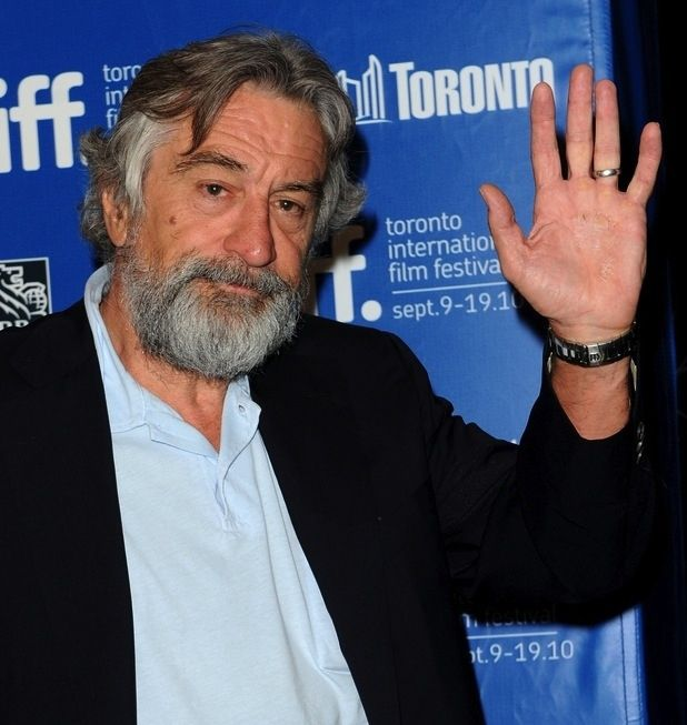 Robert De Niro | 59 Famous People Who Are Left-Handed: Baby Harlow is among some good company.