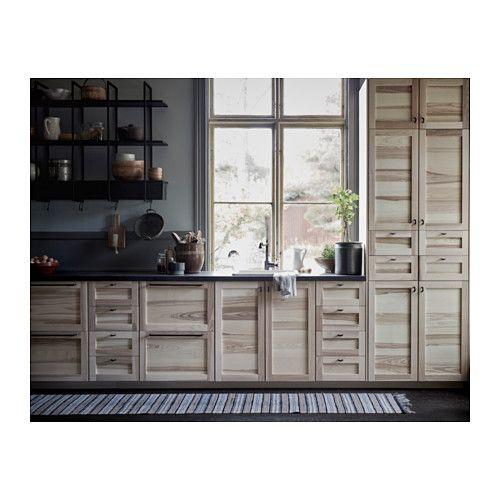 Endless Options Wood Mode Cabinetry: TORHAMN Sett, 2 Stk Dører T Benkehjørneskap