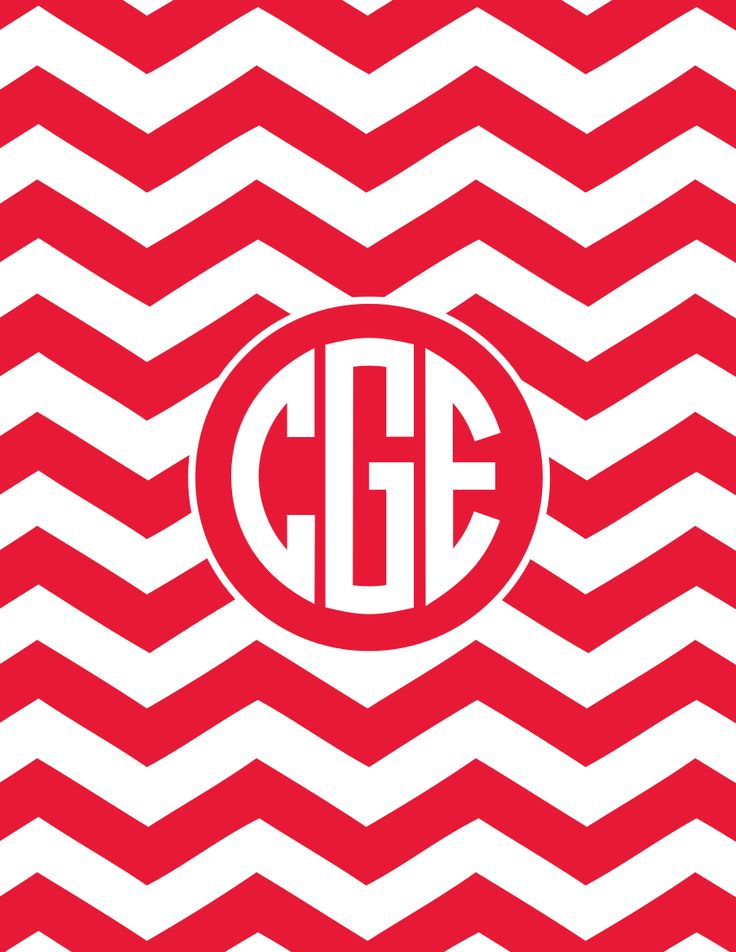 chevron monogram iphone 5 wallpaper - photo #15
