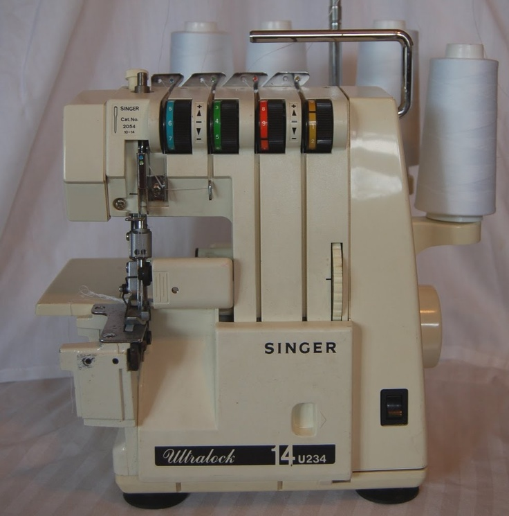 singer ultralock 14u234 serger sewing pinterest 10. Black Bedroom Furniture Sets. Home Design Ideas