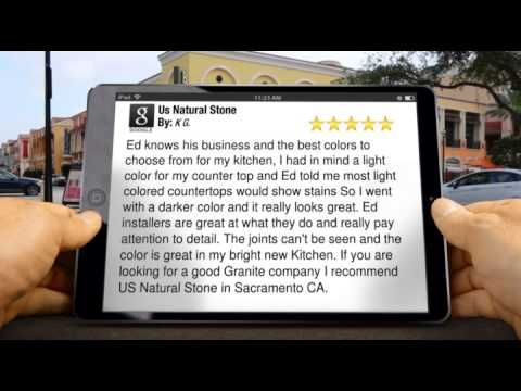 5 Star  Rating  for Us Natural Stone by K G.