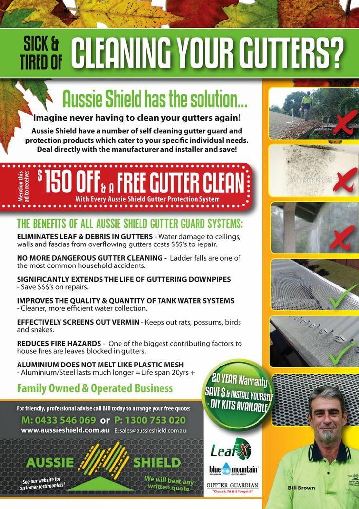 Gutter Guard Brisbane