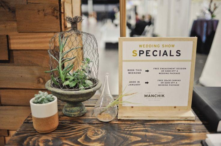 Bridal Fair Booth Ideas