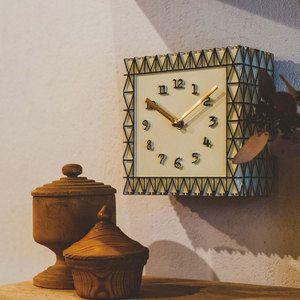 【送料無料】掛け時計置き時計フレドリックインターフォルム[interform]cl-1693スイープムーブメント【静音音がしない置時計壁掛け時計卓上時計時計北欧テイストかわいいおしゃれ連続秒針レトロスムーズ秒針結婚祝いプレゼント】