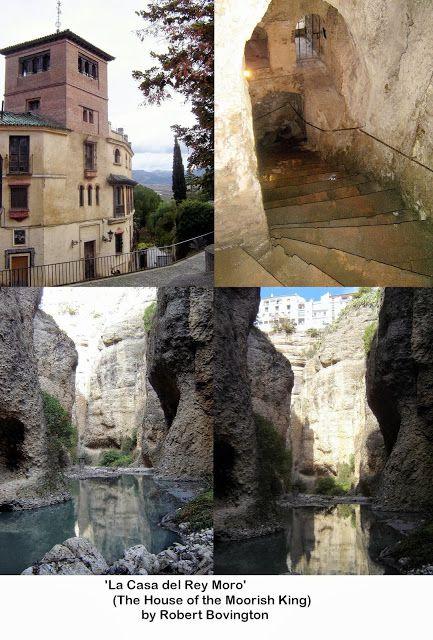 SPANISH IMPRESSIONS: Ronda - La Casa del Rey Moro http://bobbovington.blogspot.com.es/2013/09/ronda-la-casa-del-rey-moro.html