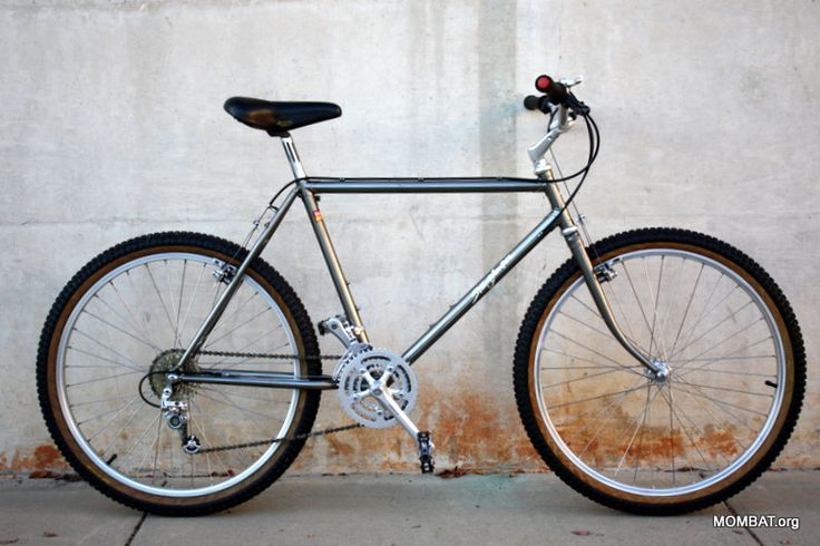 1983 Specialized Stumpjumper Vintage Mountain Bike At The