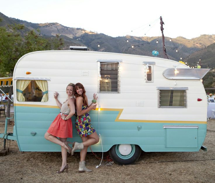 Sally Ann Vintage Camper Inspiration And Shelbys Paint Job