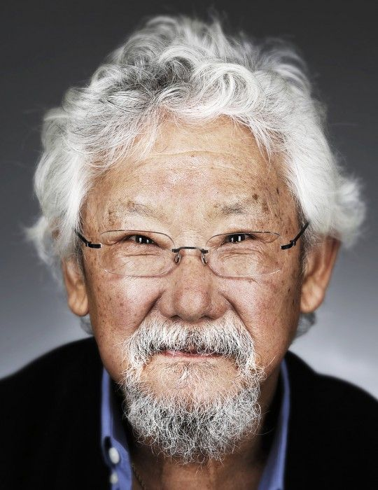 """It is a mistake to think of the environment as something 'out there', separate from us. We ARE the Earth."" David Suzuki, born March 24, 1936"