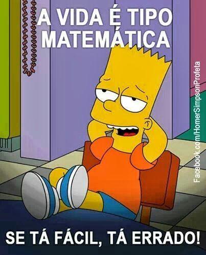 Champanhe com Torresmo by Cláudia Boechat: Matemática da Vida
