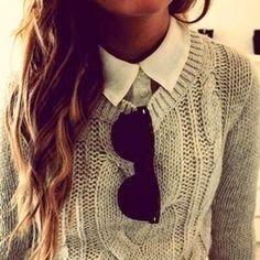 Awesome warm sweater fashion | Fashion World