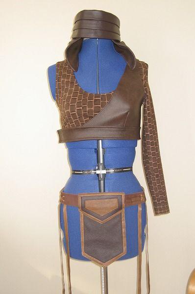 aayla secura costume - Google Search