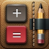iHandy Calculator HD Pro  By iHandy Inc.    iHandy Calculator HD Pro is the most elegant and powerful calculator ever designed for your iPad, the ONLY All-in-One calculator app with features like Scientific Mode, Sketch Pad, History Records and Custom Skins.