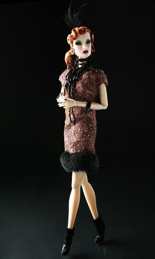 Fashion Royalty Integrity Toys Nu.Face Erin Your