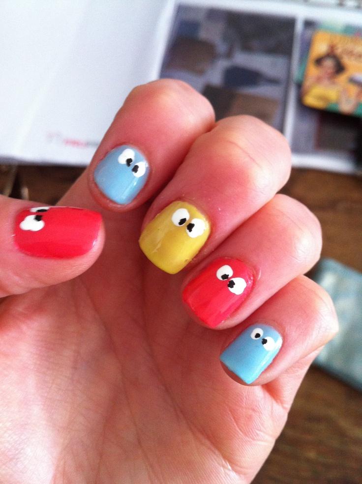 74 best Eyes On Nails images on Pinterest | Nail scissors, Nail art ...