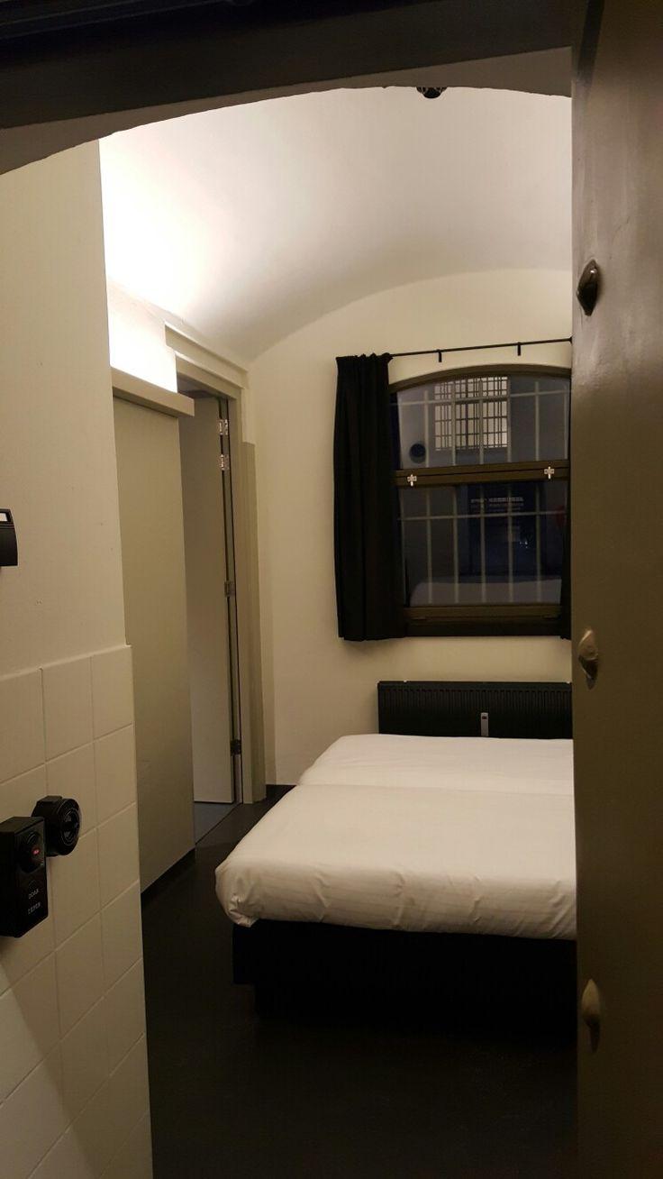 Alibi hostel in Leeuwarden is housed in a former prison
