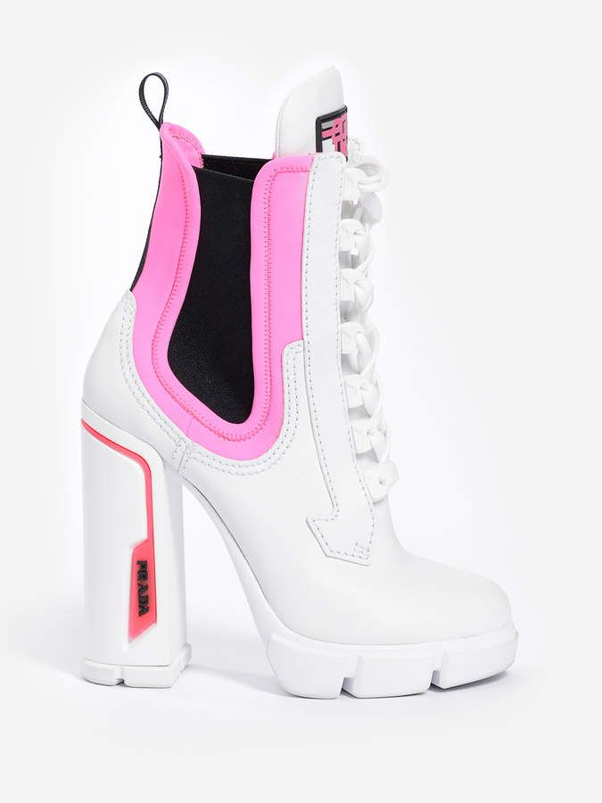 Prada Boots | Fashion shoes, Shoe boots