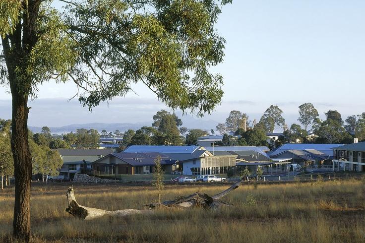 Wongaburra Garden Settlement, Beaudesert QLD  #architecture #agedcare #design #country #regional #lush