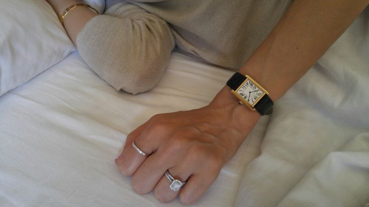 Love Cartier Tank Solo
