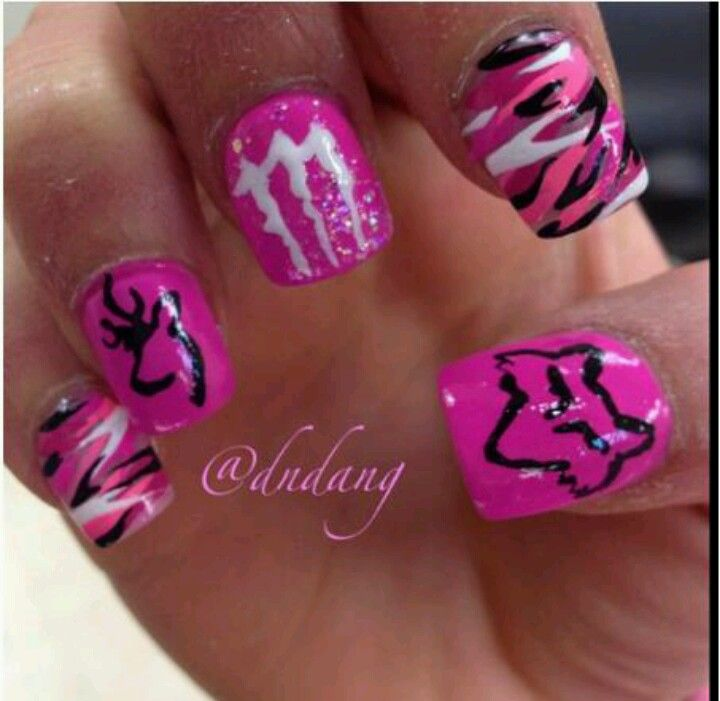 Browning nail designs graham reid cute country girl nail designs image collections nail art and nails text symbol prinsesfo image collections prinsesfo Image collections