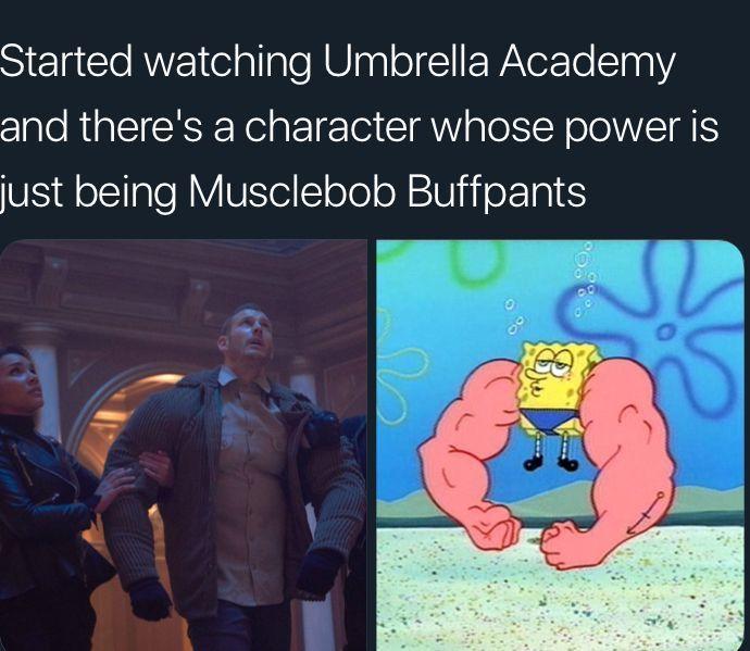 Umbrella Academy Memes Umbrella Academy Memes