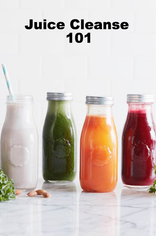 Juice Cleanse 101 from www.whatsgabycooking.com (@whatsgabycookin)