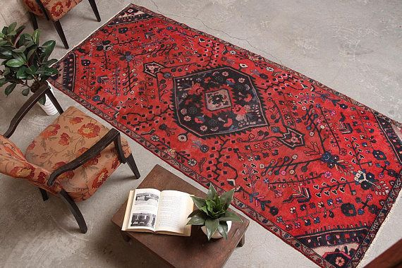 Thank you for vising this listing , below you can find some information about this particular rug. I understand that buying rugs online can be a bit risky and to minimize this risk for you, not only shipping is FREE both domestic and worldwide but Ill also guarantee your 100% satisfaction