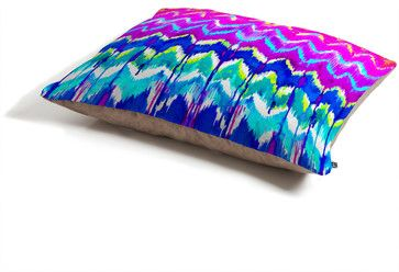 Holly Sharpe Summer Dreaming Dog Bed contemporary-pet-supplies