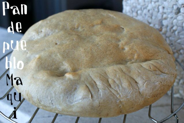 :)Mi primer pan con la Cooking Chef;) :meapunto:Está horneado en la Touch Advance Así nos lo cenamos, tostado en el horno: La receta:Ingredientes: 1 pan de m...