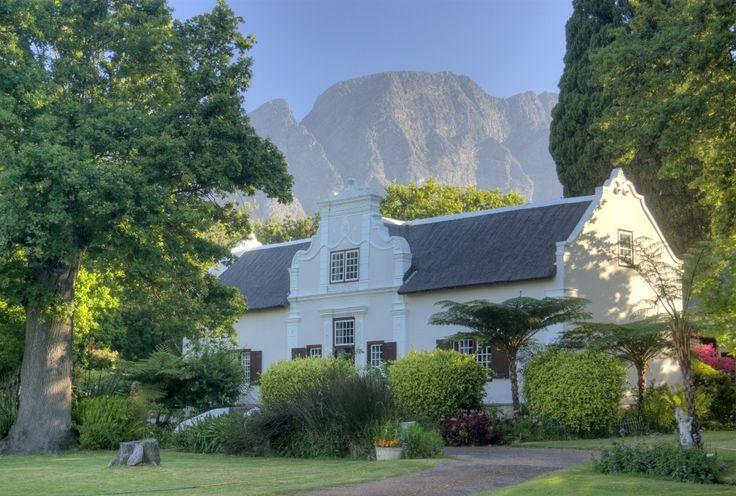 La Dauphine, Franschhoek #SouthAfrica #Winelands