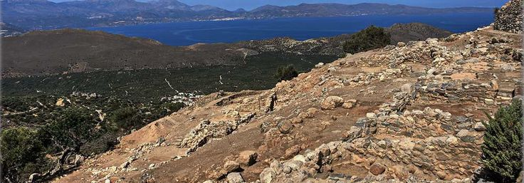 Azoria, the lost cityEveryone knows Knossos Palace the home of King Minos of the great Minoan Civilization that thrived 3.000 years ago. Everyone knows Phaistos, the second greatest center of the Minoan Civilization, where the famous Phaistos Disk (not yet deciphered) was discovered. Everyone knows Kydonia another...
