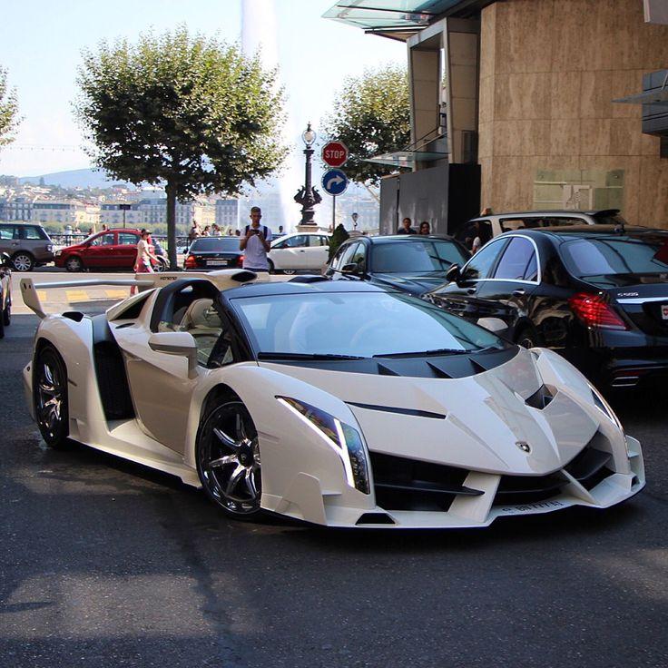 Lamborghini Veneno #MadWhips Photo By IG:paul1lacour